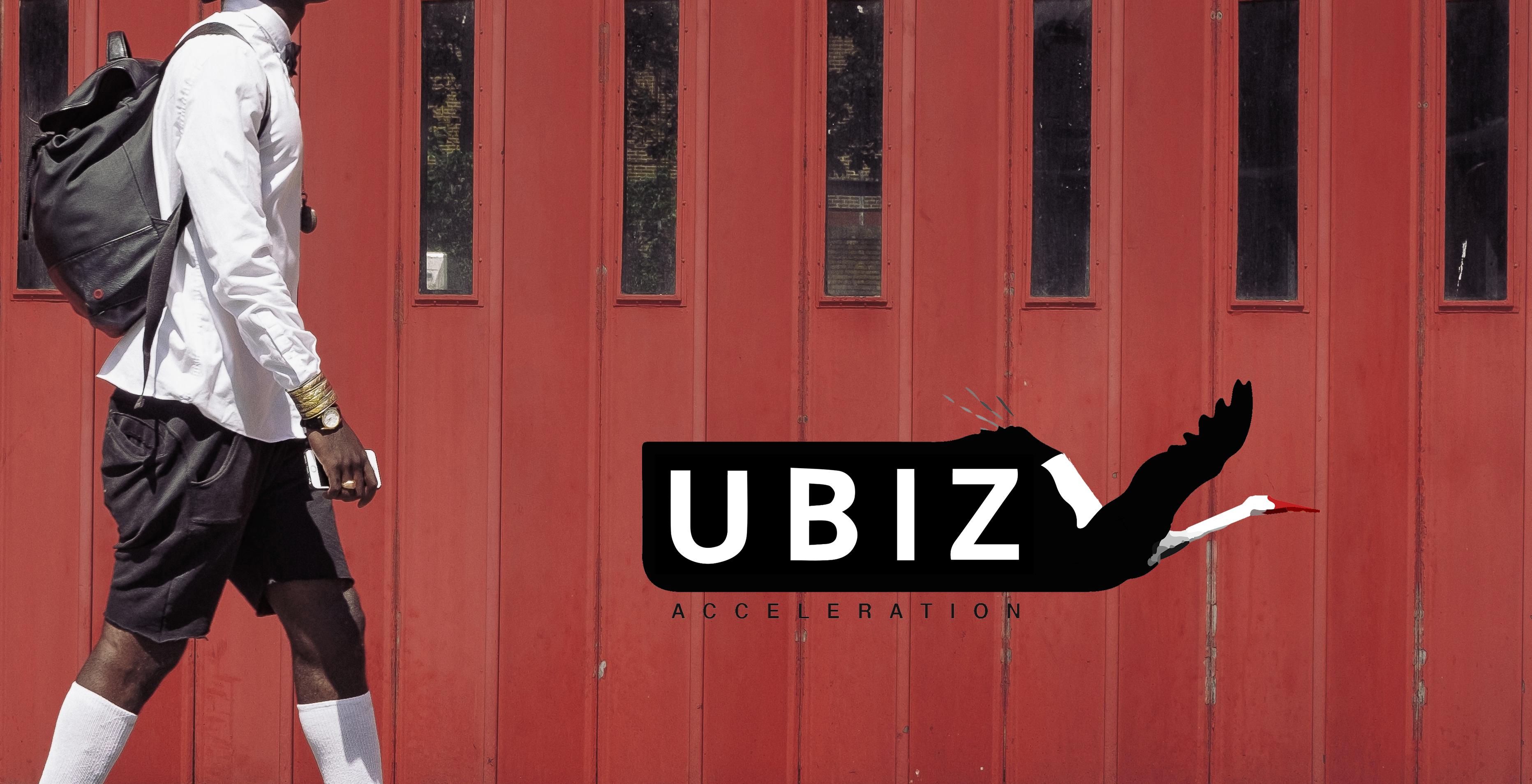 See U banner Ubiz