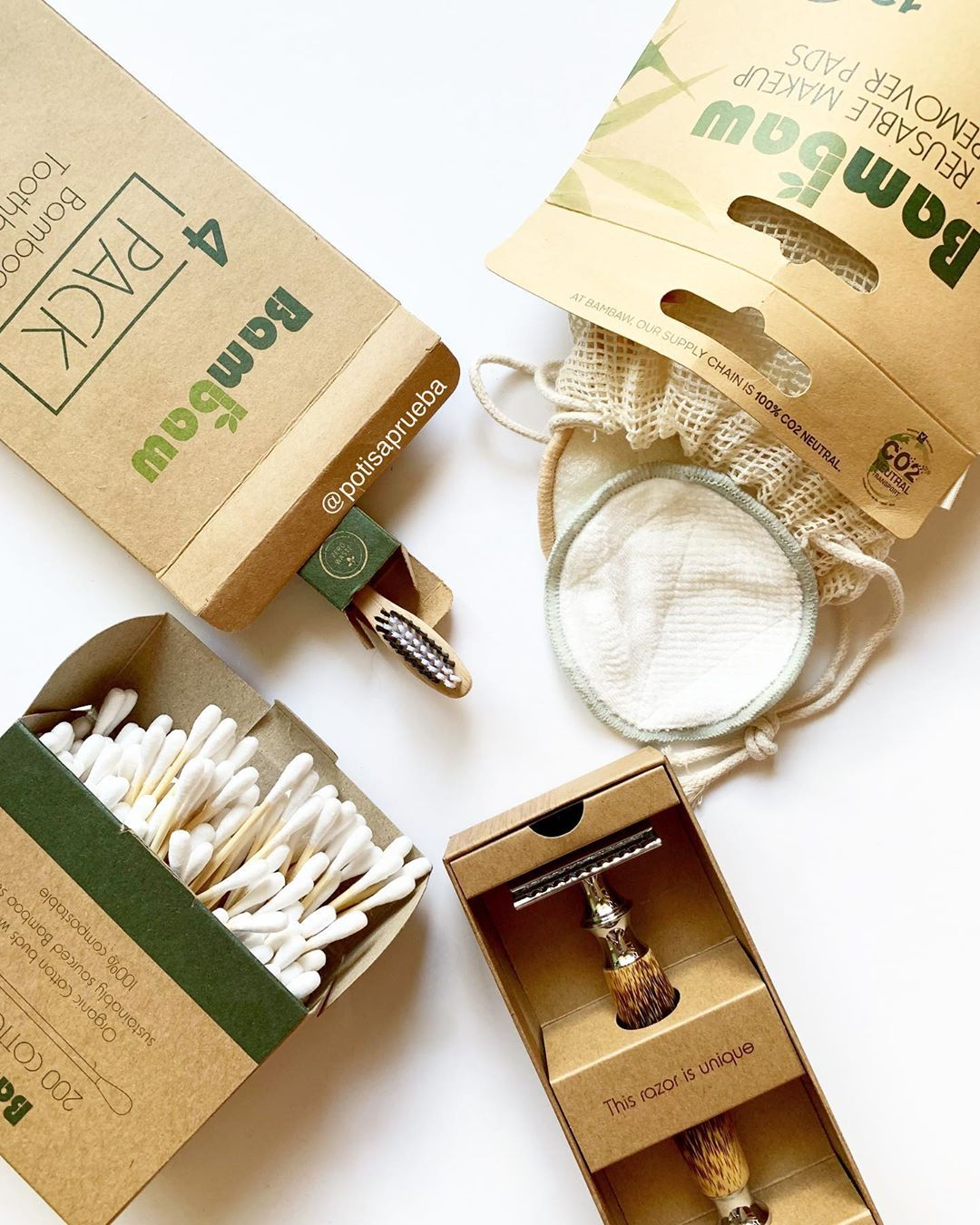 Bambaw products